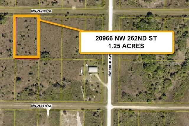 20966 NW 262ND Street, Okeechobee, FL 34972 (MLS #T3312503) :: Zarghami Group