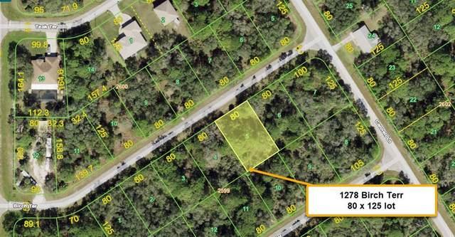1278 Birch Terrace, Port Charlotte, FL 33953 (MLS #T3312510) :: Everlane Realty