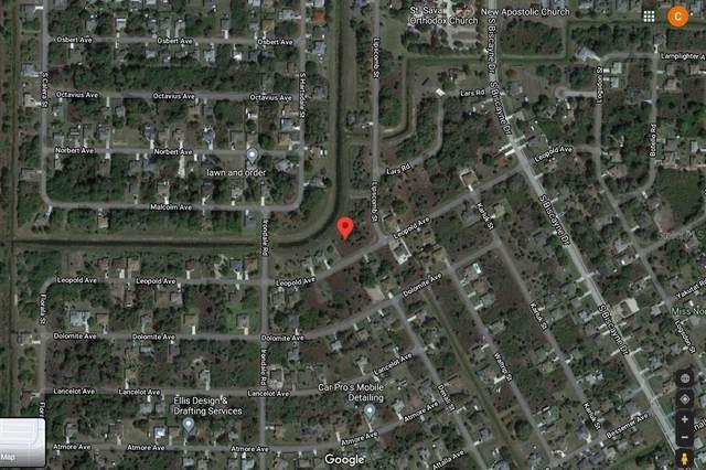0 Leopold Avenue, North Port, FL 34287 (MLS #T3312632) :: Team Turner