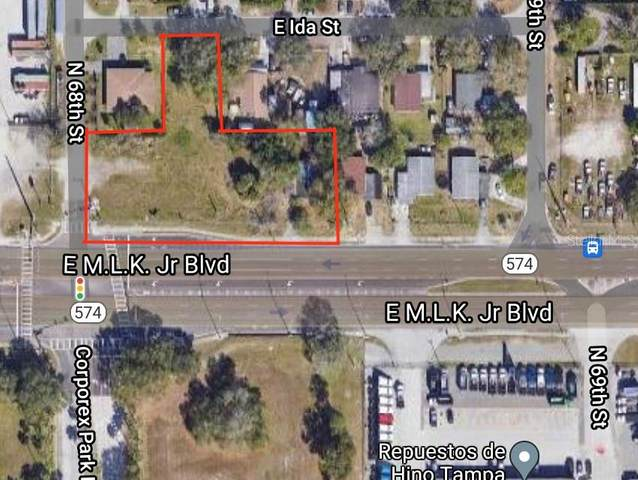 6806 E Dr Martin Luther King Jr Boulevard, Tampa, FL 33619 (MLS #T3312642) :: Team Turner