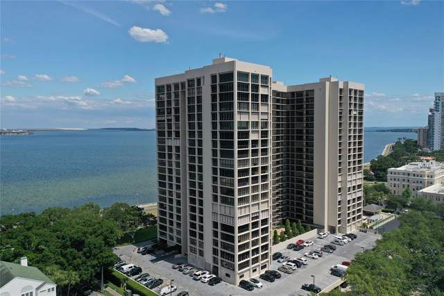 3301 Bayshore Boulevard 2207B, Tampa, FL 33629 (MLS #T3312648) :: Stellar Home Sales