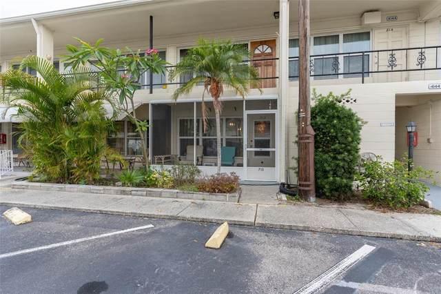 4144 56TH Street N #713, Kenneth City, FL 33709 (MLS #T3312661) :: The Light Team