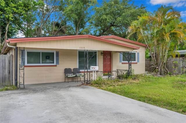 1320 54TH Avenue N, St Petersburg, FL 33703 (MLS #T3312689) :: Everlane Realty