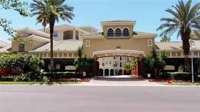 501 Knights Run Avenue #2322, Tampa, FL 33602 (MLS #T3312732) :: Team Buky