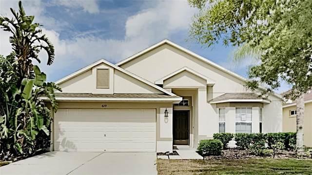 429 Stone Briar Drive, Ruskin, FL 33570 (MLS #T3312758) :: Expert Advisors Group