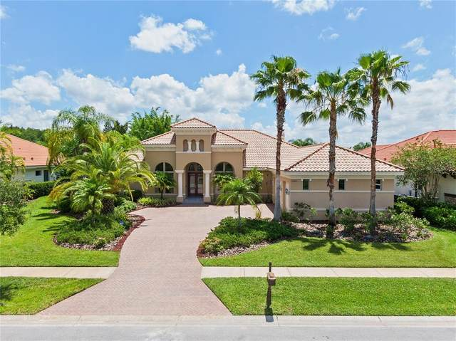 11805 Shire Wycliffe Court, Tampa, FL 33626 (MLS #T3312800) :: Griffin Group