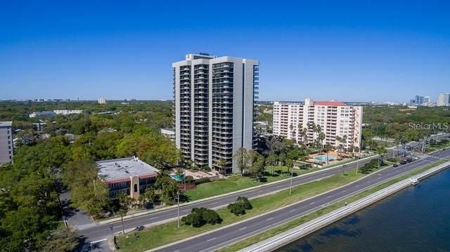 2413 Bayshore Boulevard #702, Tampa, FL 33629 (MLS #T3312865) :: Team Bohannon