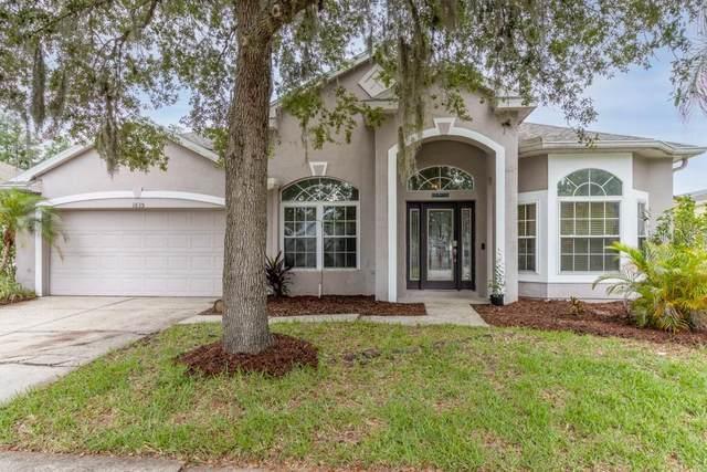 1635 Brooksbend Drive, Wesley Chapel, FL 33543 (MLS #T3312917) :: Team Bohannon