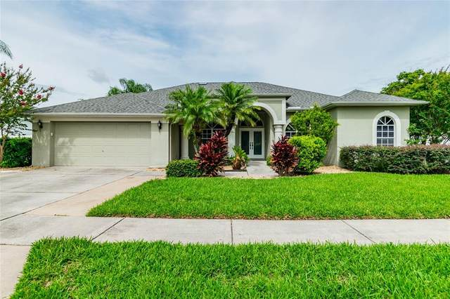 1247 Willow Bend Way, Lutz, FL 33549 (MLS #T3312947) :: The Robertson Real Estate Group