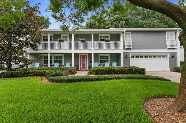 4705 W Clear Avenue, Tampa, FL 33629 (MLS #T3312965) :: Coldwell Banker Vanguard Realty