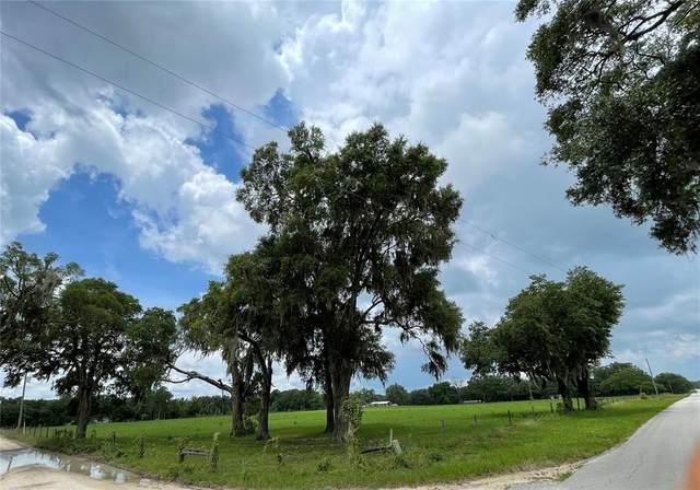 0 SE 190 Avenue, Williston, FL 32696 (MLS #T3312995) :: The Hesse Team