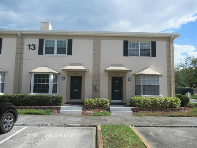 10345 Carrollwood Lane #131, Tampa, FL 33618 (MLS #T3313002) :: The Home Solutions Team | Keller Williams Realty New Tampa