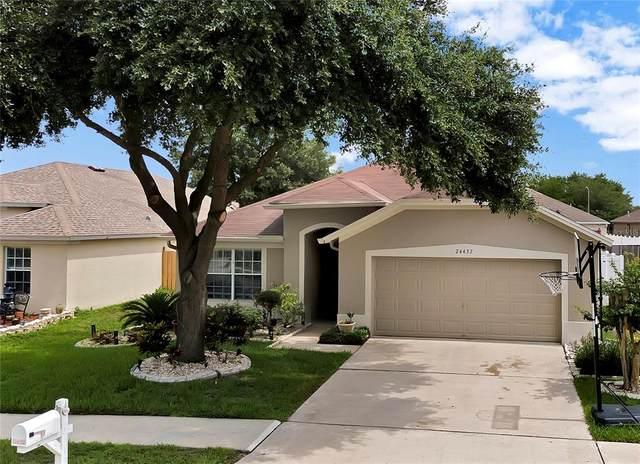 24437 Summer Wind Court, Lutz, FL 33559 (MLS #T3313031) :: Team Bohannon