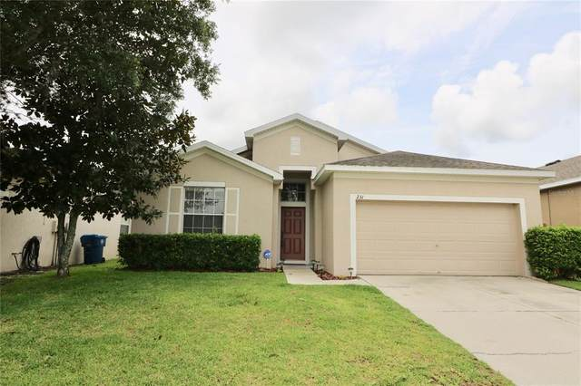 231 Fairmont Drive, Spring Hill, FL 34609 (MLS #T3313039) :: Expert Advisors Group