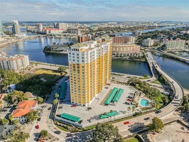 345 Bayshore Boulevard #605, Tampa, FL 33606 (MLS #T3313052) :: The Nathan Bangs Group