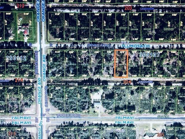 Blk 204 L18 Plumosa Drive, Indian Lake Estates, FL 33855 (MLS #T3313138) :: Globalwide Realty