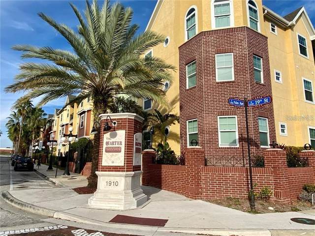 1910 E Palm Avenue #8118, Tampa, FL 33605 (MLS #T3313160) :: Kelli and Audrey at RE/MAX Tropical Sands