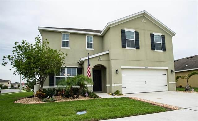 3431 San Moise Place, Plant City, FL 33567 (MLS #T3313227) :: Lockhart & Walseth Team, Realtors
