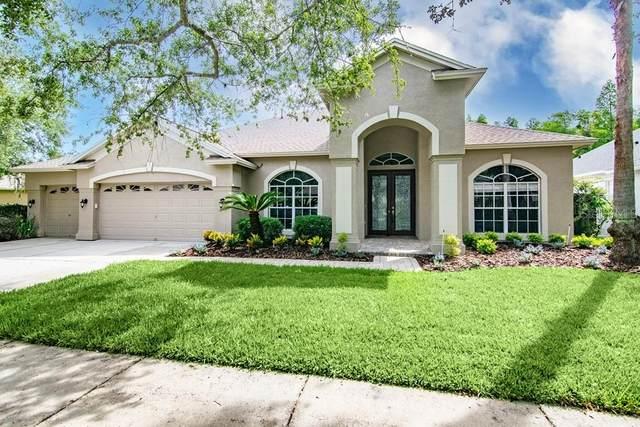 4802 Mirabella Place, Lutz, FL 33558 (MLS #T3313243) :: Griffin Group