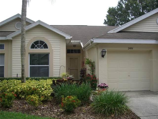 2406 Nantucket Glen Place #23, Sun City Center, FL 33573 (MLS #T3313285) :: Delgado Home Team at Keller Williams