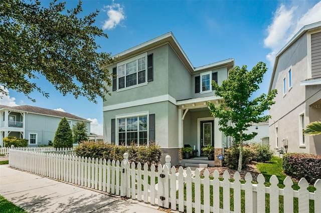 11229 Winthrop Lake Drive, Riverview, FL 33578 (MLS #T3313325) :: Team Bohannon