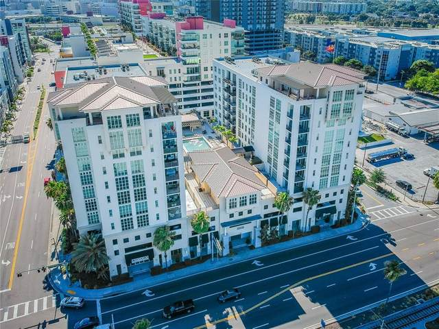 1227 E Madison Street #506, Tampa, FL 33602 (MLS #T3313335) :: Globalwide Realty
