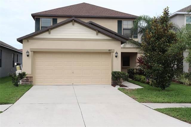 1817 Hawks View Drive, Ruskin, FL 33570 (MLS #T3313350) :: Expert Advisors Group