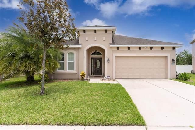 7713 Stoney Hill Drive W, Wesley Chapel, FL 33545 (MLS #T3313409) :: Team Bohannon