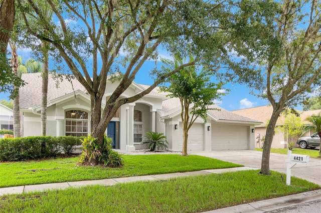 4421 Winding River Drive, Valrico, FL 33596 (MLS #T3313517) :: The Robertson Real Estate Group