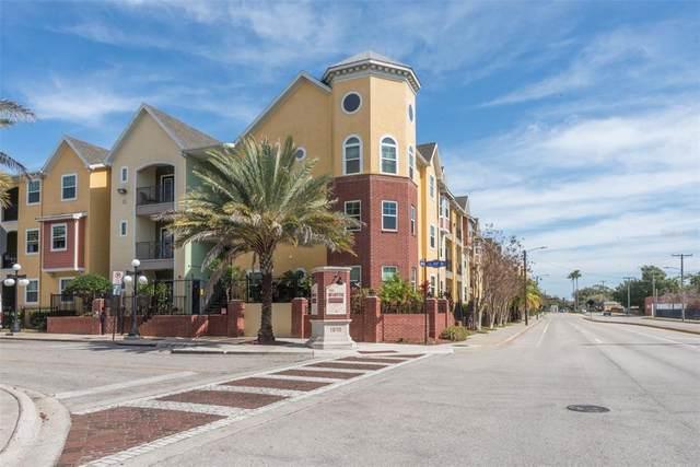1910 E Palm Avenue #8110, Tampa, FL 33605 (MLS #T3313528) :: Pepine Realty