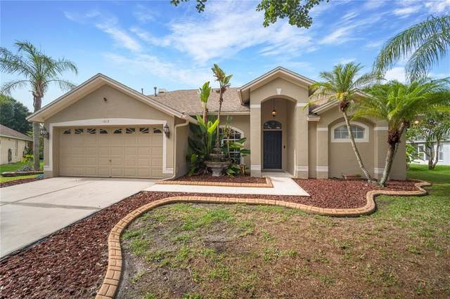 1613 Ledgestone Drive, Brandon, FL 33511 (MLS #T3313532) :: Team Bohannon