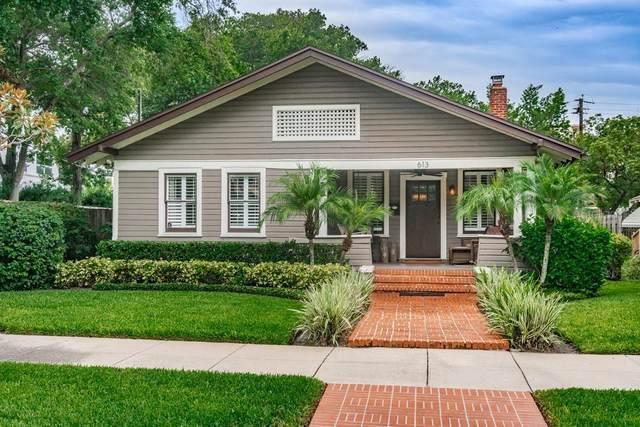 613 S Oregon Avenue, Tampa, FL 33606 (MLS #T3313605) :: Vacasa Real Estate
