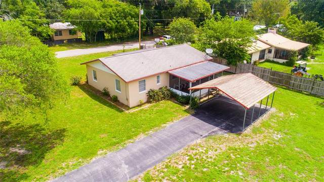 15184 Edgewater Avenue, Nobleton, FL 34661 (MLS #T3313641) :: Coldwell Banker Vanguard Realty