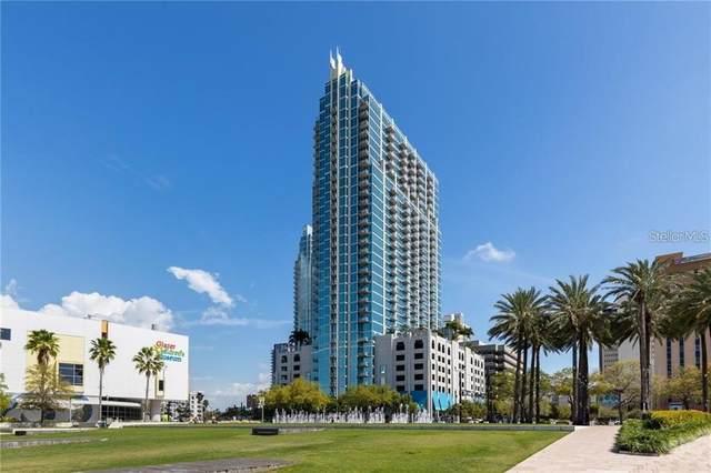 777 N Ashley Drive #1309, Tampa, FL 33602 (MLS #T3313701) :: Team Bohannon