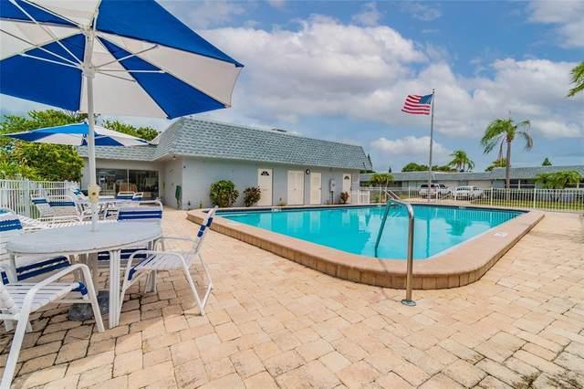 603 Mindy Drive #603, Largo, FL 33771 (MLS #T3313731) :: Medway Realty