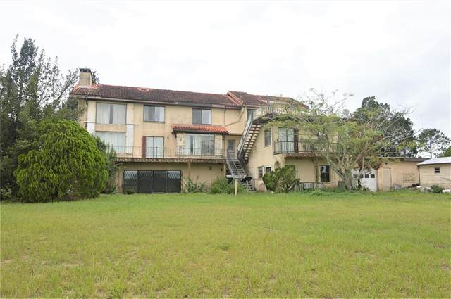 19001 Lowrie Lane, Dade City, FL 33523 (MLS #T3313732) :: The Robertson Real Estate Group