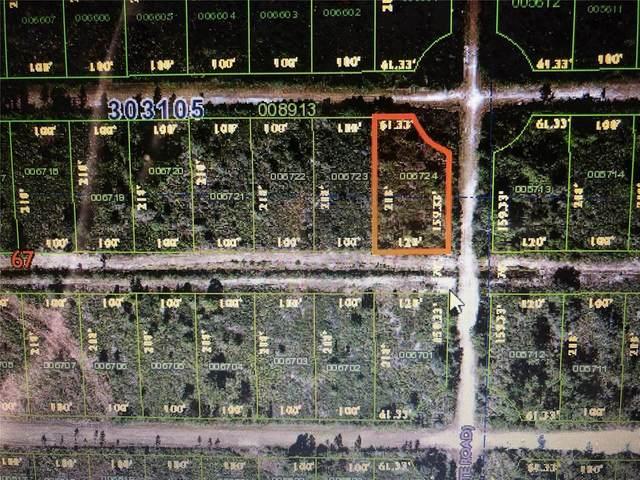 Blk 67 L24 Granada Drive, Indian Lake Estates, FL 33855 (MLS #T3313946) :: Coldwell Banker Vanguard Realty