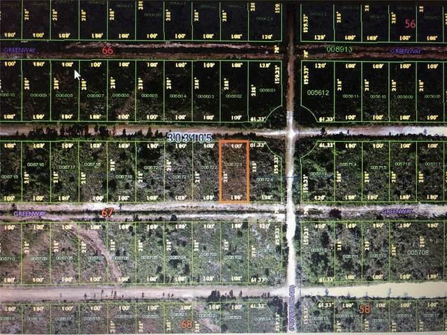 Blk 67 Lt 23 Granada Drive, Indian Lake Estates, FL 33855 (MLS #T3313951) :: Coldwell Banker Vanguard Realty