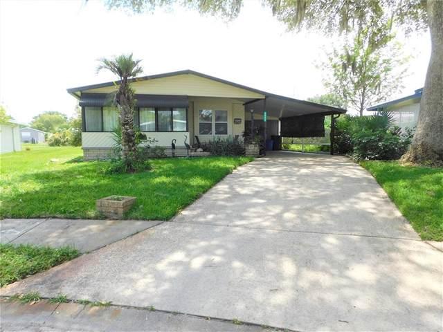 5602 Antigua Drive, Zephyrhills, FL 33541 (MLS #T3313976) :: Vacasa Real Estate