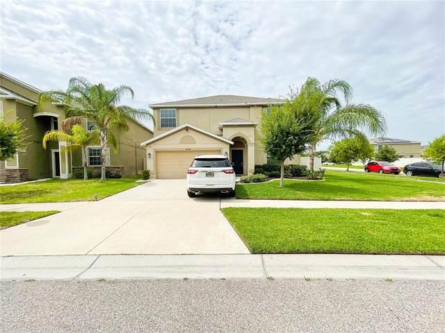 8034 Cherry Branch Drive, Ruskin, FL 33573 (MLS #T3313999) :: Charles Rutenberg Realty