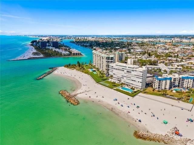 7000 Beach Plaza #508, St Pete Beach, FL 33706 (MLS #T3314072) :: Vacasa Real Estate