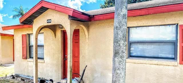 494 Las Palmas Circle #669, Avon Park, FL 33825 (MLS #T3314133) :: Sarasota Home Specialists