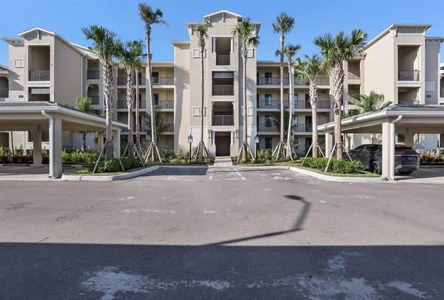 18008 Gawthrop Drive #102, Lakewood Ranch, FL 34211 (MLS #T3314245) :: Prestige Home Realty