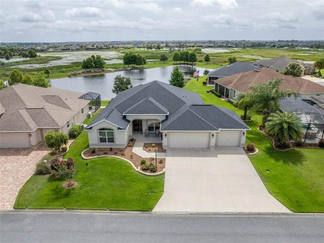3671 Alzarine Terrace, The Villages, FL 32163 (MLS #T3314309) :: Kreidel Realty Group, LLC