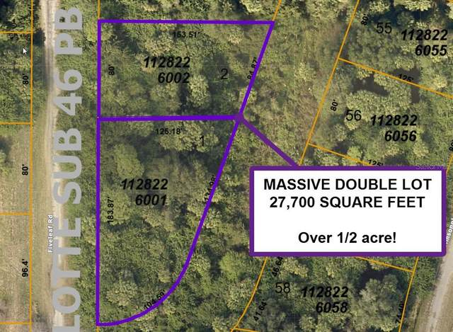 Fiveleaf Road, North Port, FL 34288 (MLS #T3314412) :: Armel Real Estate