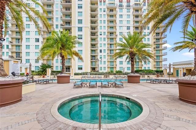 800 N Tamiami Trail #911, Sarasota, FL 34236 (MLS #T3314429) :: Florida Real Estate Sellers at Keller Williams Realty