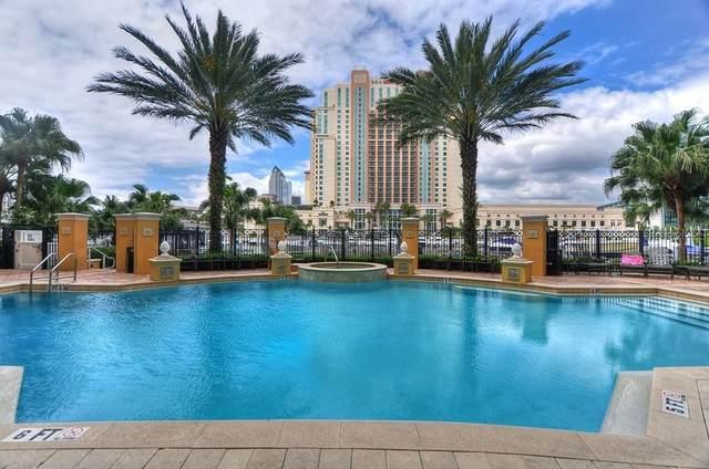 700 S Harbour Island Boulevard #647, Tampa, FL 33602 (MLS #T3314463) :: Zarghami Group
