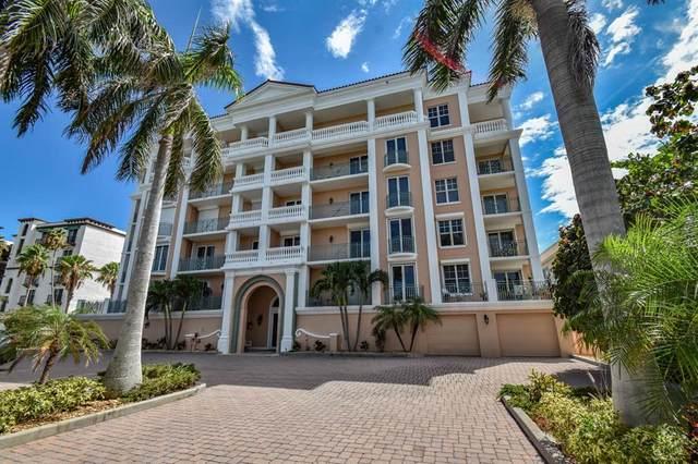 12200 1ST Street W #101, Treasure Island, FL 33706 (MLS #T3314484) :: The Nathan Bangs Group