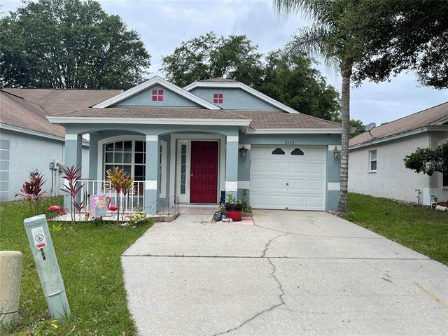 6123 Sand Key Lane, Wesley Chapel, FL 33545 (MLS #T3314487) :: The Home Solutions Team | Keller Williams Realty New Tampa