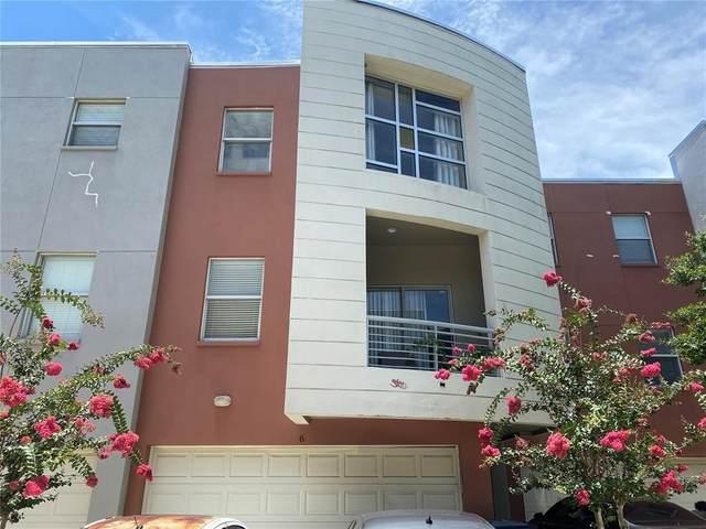 3405 W Swann Avenue #6, Tampa, FL 33609 (MLS #T3314651) :: Frankenstein Home Team